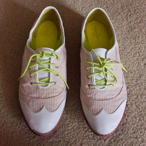 Cole Haan Laced Casual Shoes